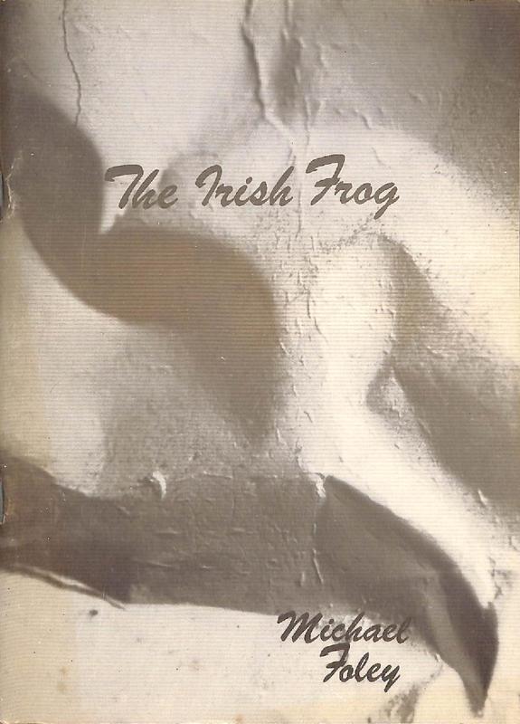 Michel Foley: The Irish Frog