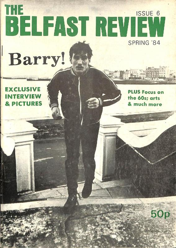 The Belfast Review Issue 6 Spring 1984